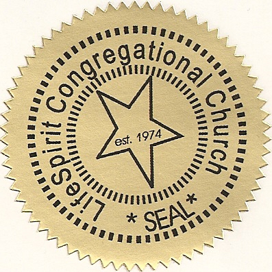 LifeSiprit Official Expressive Association Seal